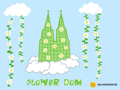 Blumen Dom